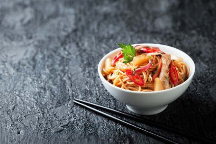 Asiatische Gemüsepfanne: Schnelles Rezept