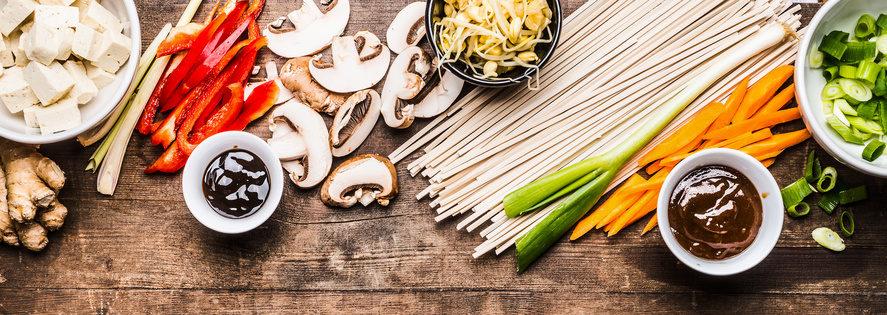 Schnelle Gerichte mit wenig Zutaten nach Rezept kochen