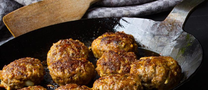Rezepte für schnelle Gerichte mit Hackfleisch