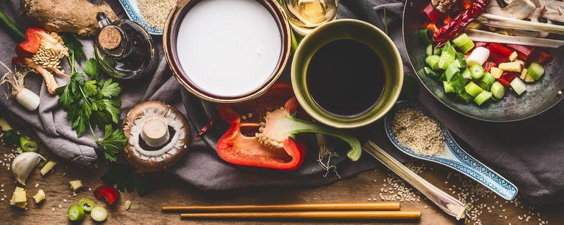 Gesundes Essen kann man schnell kochen - probieren Sie unsere schnellen Rezepte